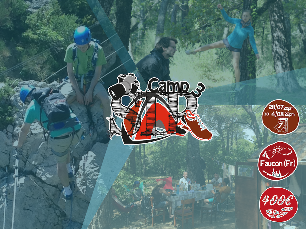 SIP Camp 3 is coming… Register [Too late] !
